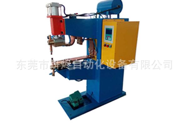 全自动金属焊接设备 滚焊机缝焊机 电话18929287503