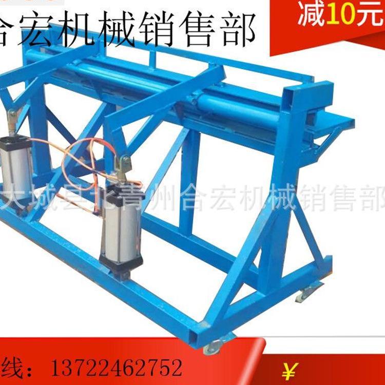 销售手动折弯机铁皮保温折边机折方机金属成型设备手动金属折弯机