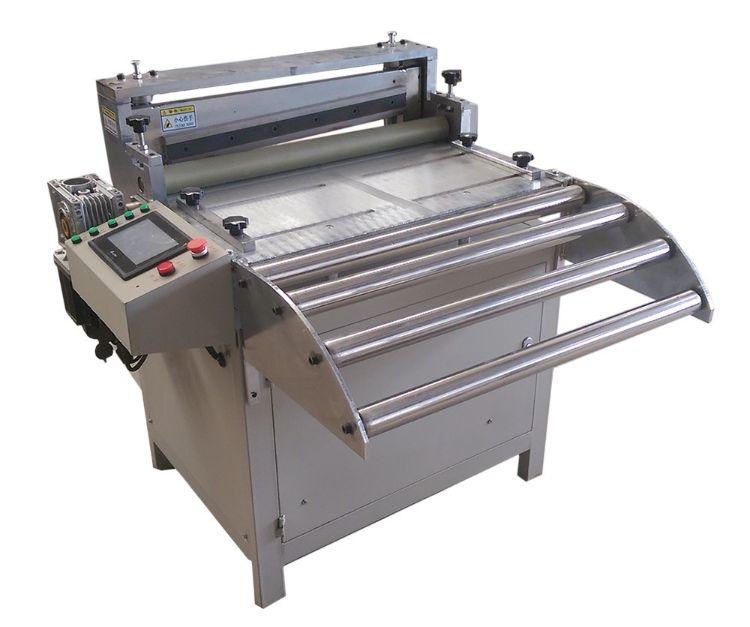 硅胶 橡胶 三元乙丙 剪切 分条 全自动小型机器
