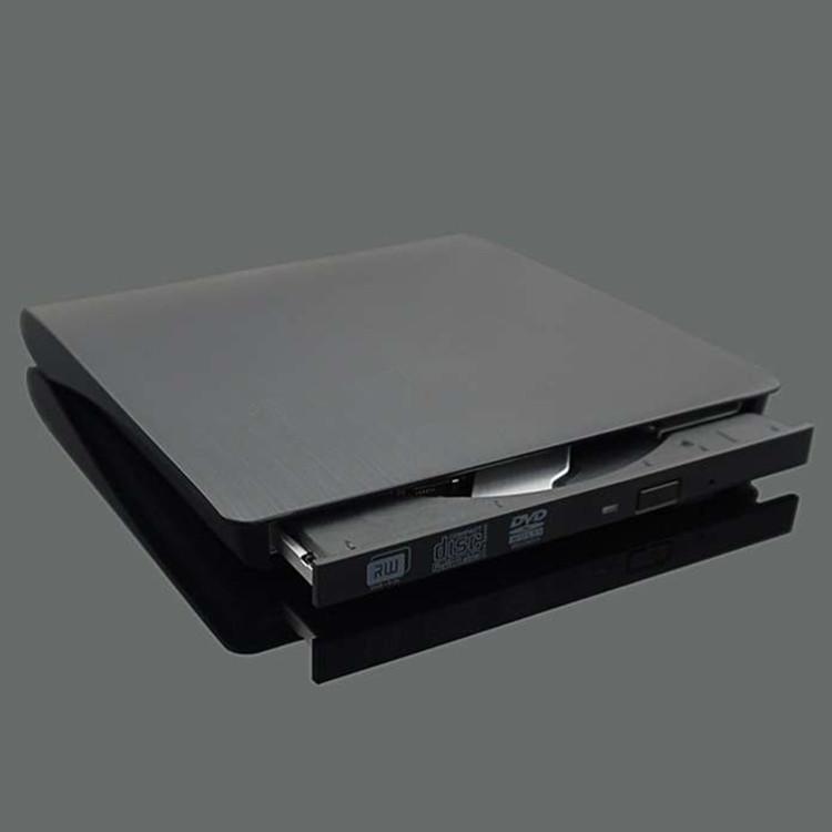 USB3.0外置DVD刻录光驱 免驱动 即插即用 移动刻录机 便捷刻录机