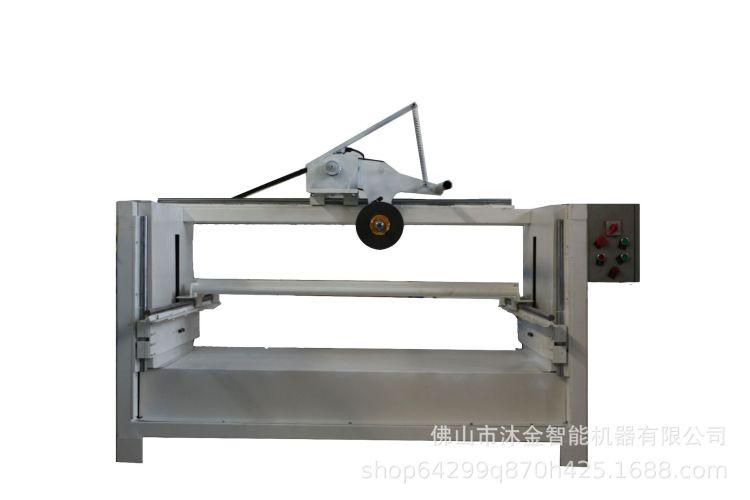 厂家定制家具自动化设备 家具自动拉丝机 家具表面抛光机
