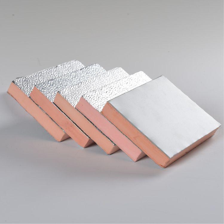 中央空调风管安装中能给你降低30%成本的单面彩钢酚醛复合风管