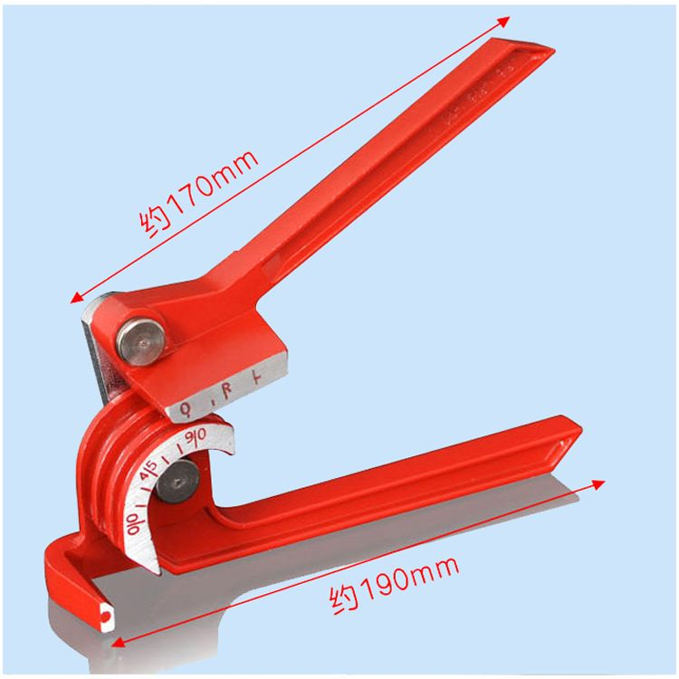 6mm8mm10mm 三合一 手动 空调 弯管器 空调弯管 铜管网管器