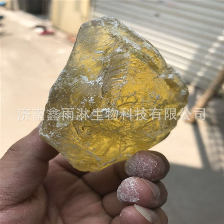 厂家批发天然黄松香 工业级黑松香  一级树脂松香