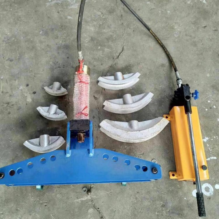 抽芯弯管机不锈钢管弯管机圆管弯管机手动液压弯管机