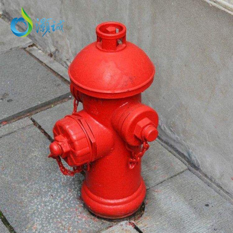 大红色消防栓漆 水性丙烯酸中灰黄色防锈面漆 防腐蚀涂料