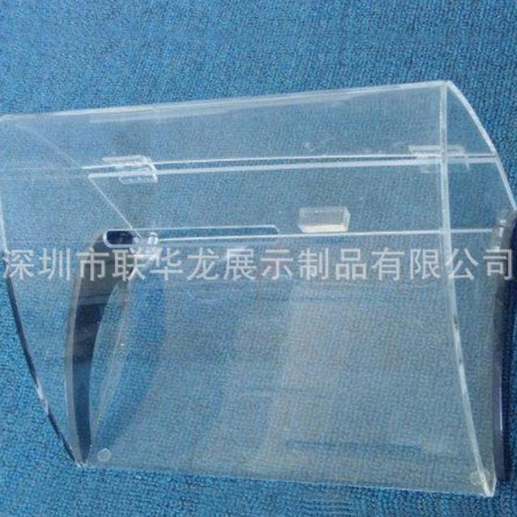 亚克力生产厂家 厂家直销有机玻璃制品 投票箱