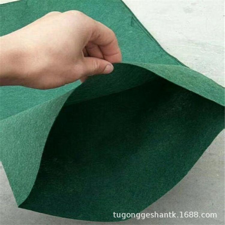 护坡生态袋生产厂家黑色生态袋是什么 长丝生态袋报价绿色生态袋