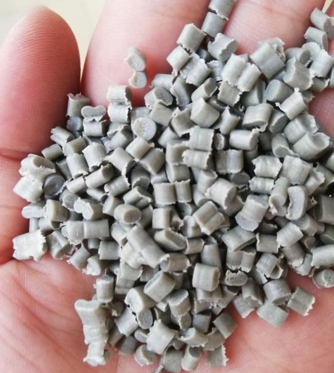 厂家直销 PE抽粒料本色 PE再生料 高压PE颗粒 LDPE再生料 量大价