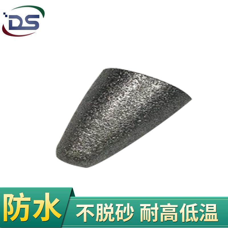 鼎胜 塑胶喷砂镀砂加工 46-240目ABS塑胶厂家定制 电动磨脚器磨头