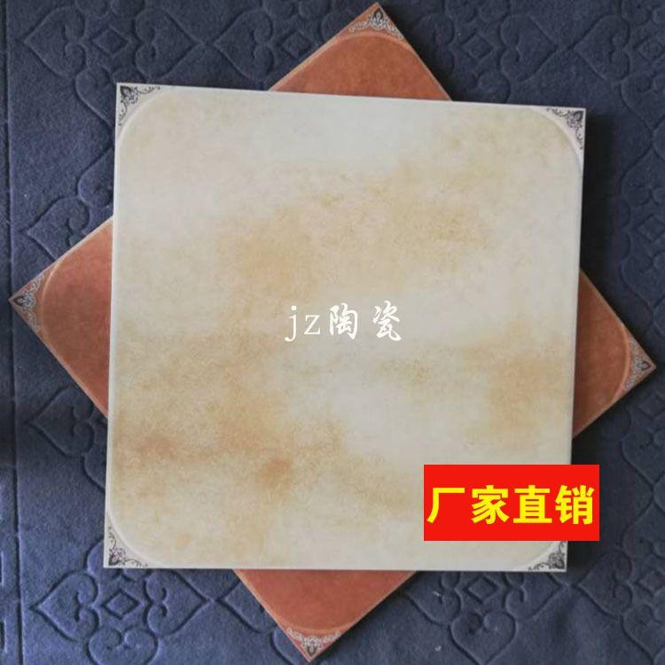 广东佛山陶瓷仿古砖客厅地板砖600x00现代简约防滑耐磨仿古地砖
