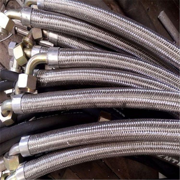 供应大口径高压凯装胶管   钢丝编织胶管 缠绕胶管 高压胶管