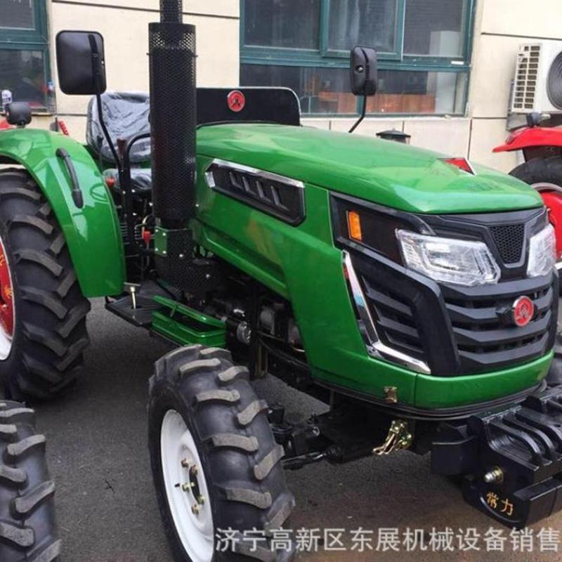 东方红多功能农用四轮拖拉机 404504农用大马力四驱四轮拖拉机