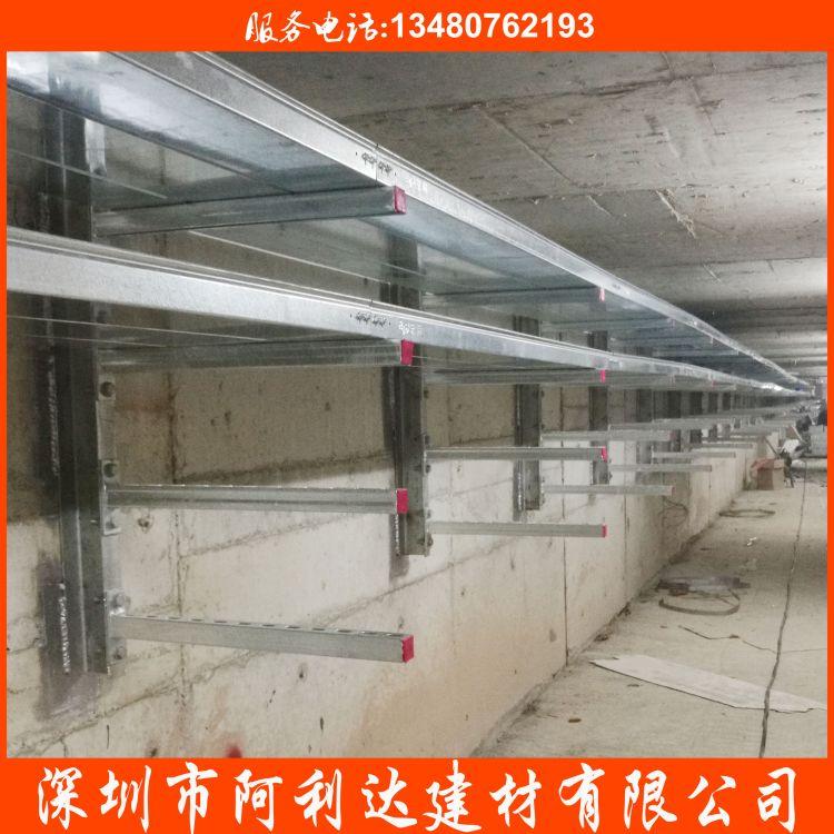 抗震支架厂家热浸锌抗震支架 地铁支架 地下综合管廊支架