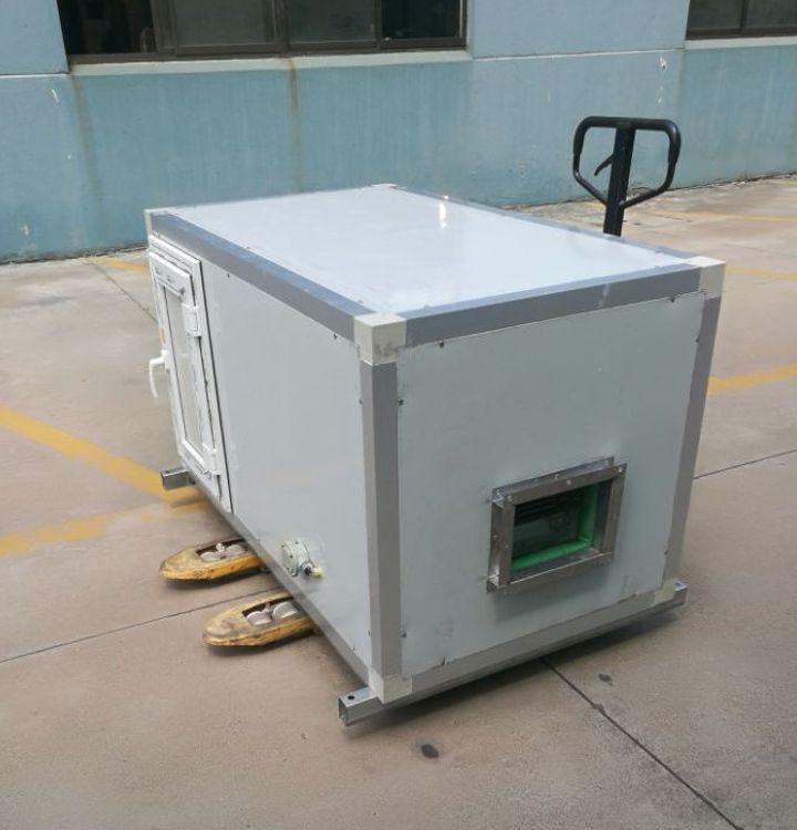 厂家定制中效风机箱 中效过滤风机箱 F7过滤离心风机箱