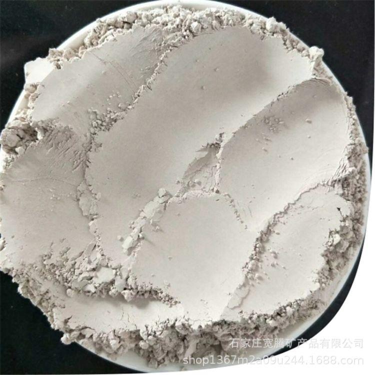 宽腾大量供应煅烧铝矾土高含铝量铝矾土 精密铸造用铝矾土