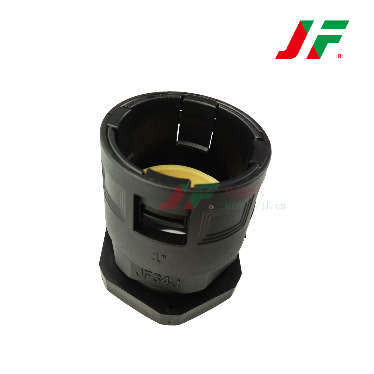 JF28J 塑料束线管接头AD28.5 pp束线管 pe束线管 pa束线管接头