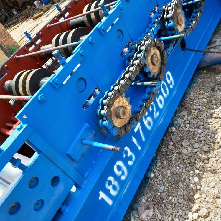 止水槽机 止水钢板机 胜发达压瓦机冷弯设备齐全厂家