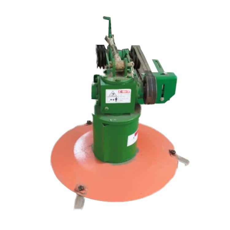 厂家新款收割牧草用拖拉机前置单圆盘割草机支持定制可批发