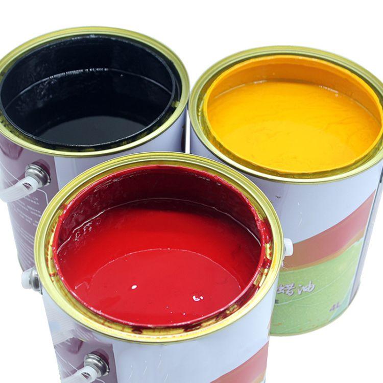 儿童家具用实色植物木蜡油色浆 仿古调色防腐耐黄变木蜡油色浆