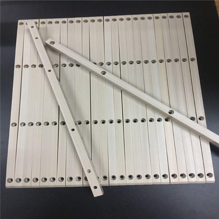PEEK精密加工 pom定制 pa66尼龙加工件 abs板材 铝合金不锈钢