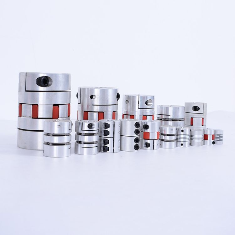 直销供应小型铝合金联轴器 弹性联轴器 膜片连轴器工业联轴器