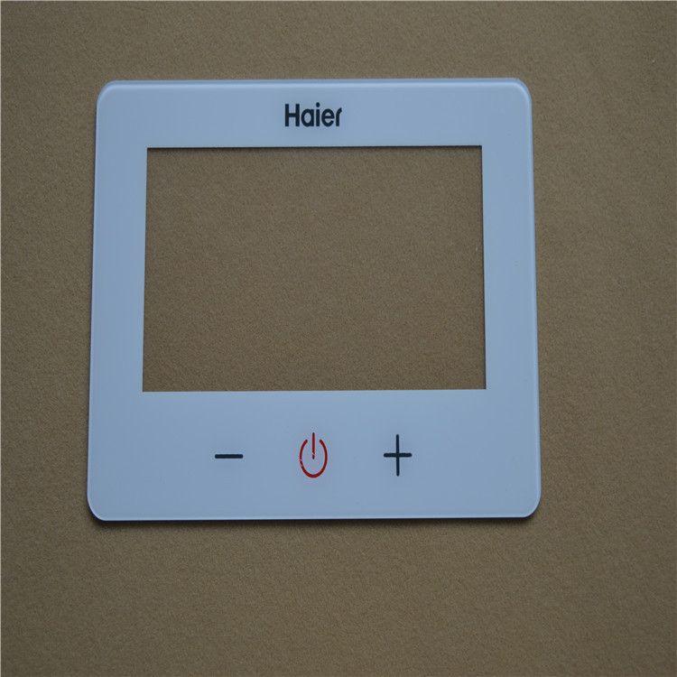 深圳樟阁厂家定做亚克力仪表视窗面板 亚克力丝印视窗面板 pc面板
