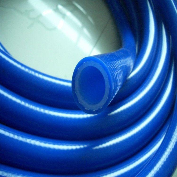 厂家供应透明硅胶软管 @ 食品硅胶软管@ 蓝色透明硅胶管