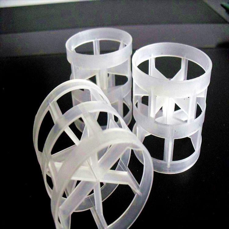 厂家现货 PP多面空心球填料S波形冷却塔填料鲍尔环点波填料空研填料
