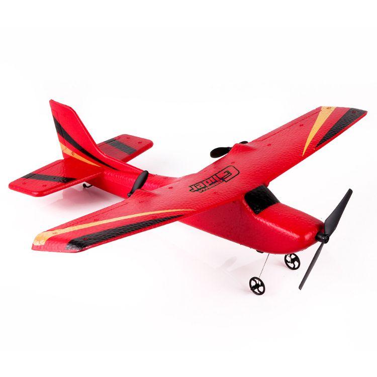 跨境爆款2.4G遥控滑翔机Z50泡沫滑翔机EPP固定翼遥控飞机遥控玩具