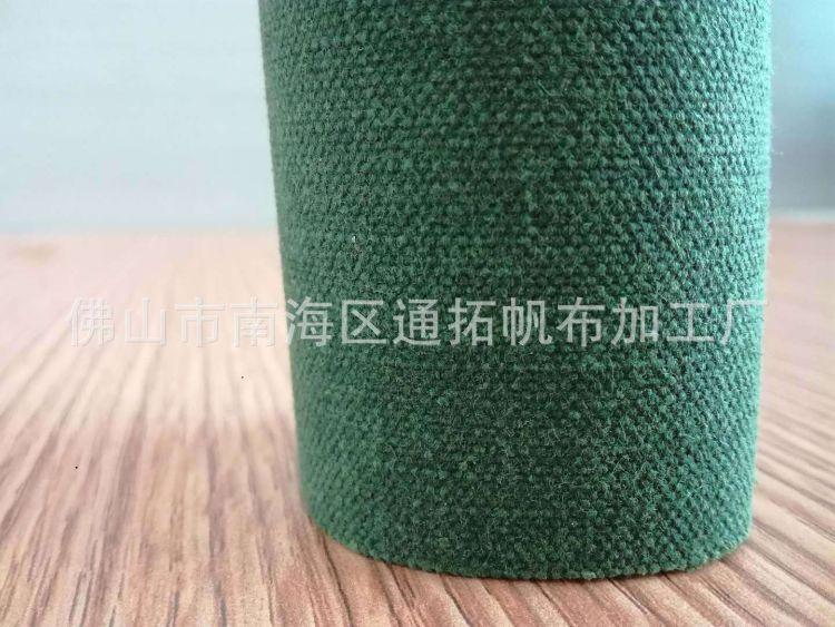 佛山通拓篷布厂家生产涂蜡布油蜡布0.6mm防水柔软抗老化蜡布批发