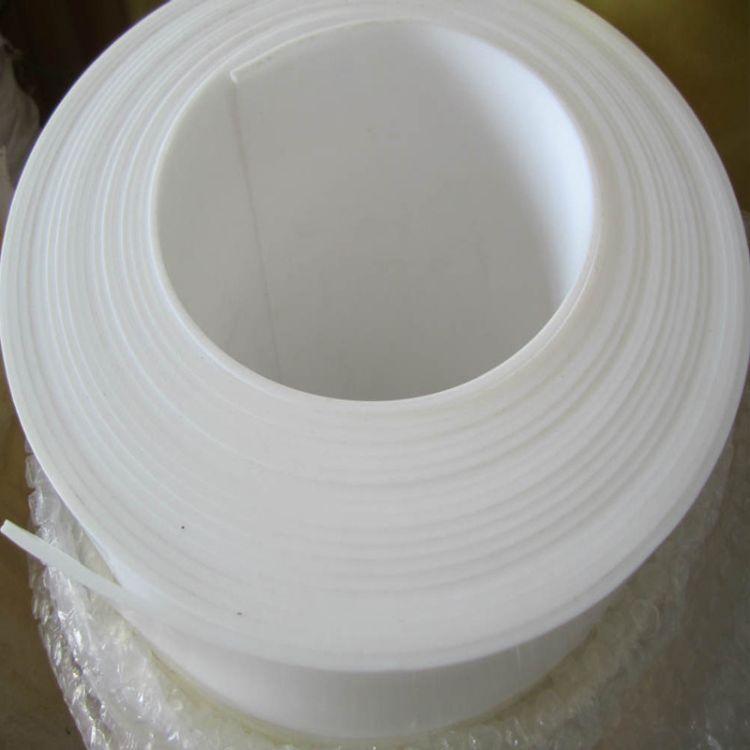 自润滑聚四氟乙烯板四氟板铁氟龙板聚四氟乙烯衬板PTFE板