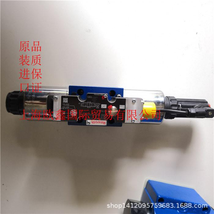 力士乐比例阀R900956574 4WREE10E25-23G24K31F1V