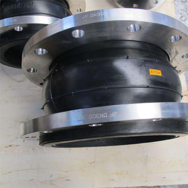 橡胶软连接定制大口径橡胶接头 可定做异形软接头 软接头