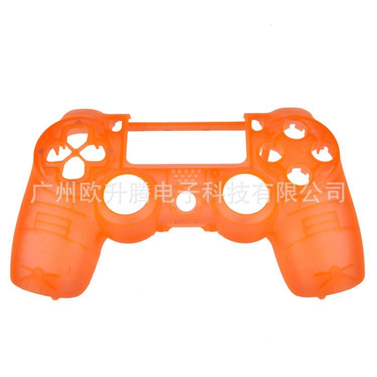 批发 PS4手柄水晶保护壳 PS4手柄透明硬壳