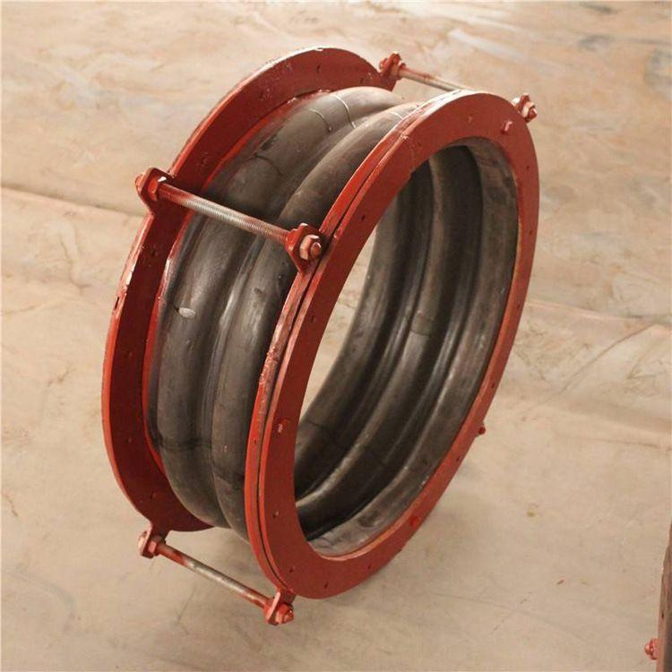 FUB型风道橡胶补偿器生产厂家  规格齐全 可定制加工