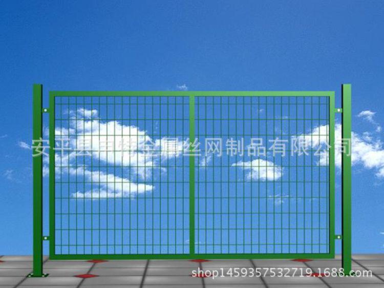 框架护栏 水源地铁丝网 水库隔离网 河边护栏