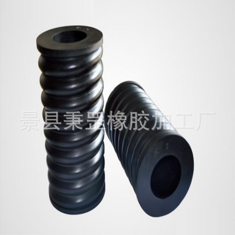 厂家供应 橡胶减震块 圆柱形橡胶减震器 圆柱形橡胶弹簧