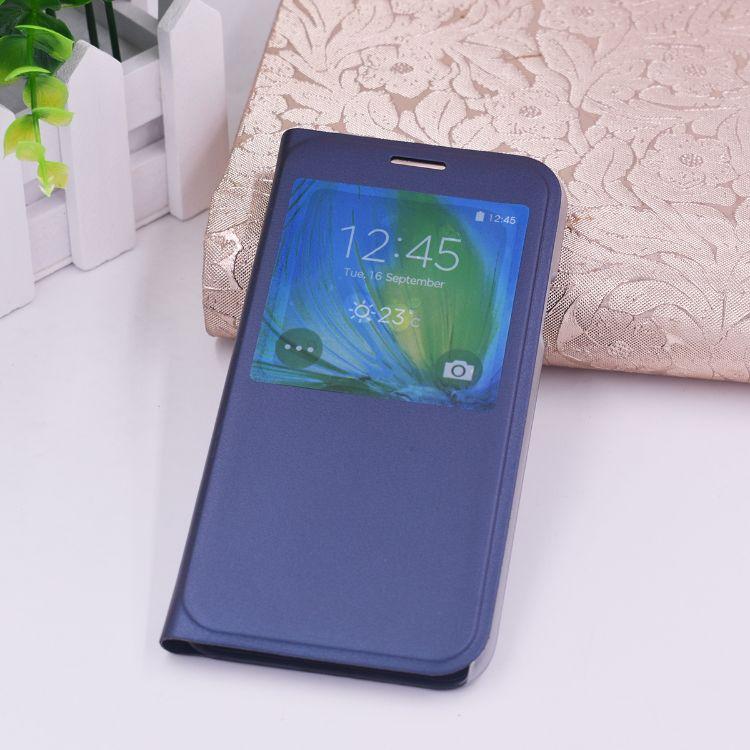 现货-iphone X开窗皮套新款超薄开窗手机皮套iphone 8新款皮套