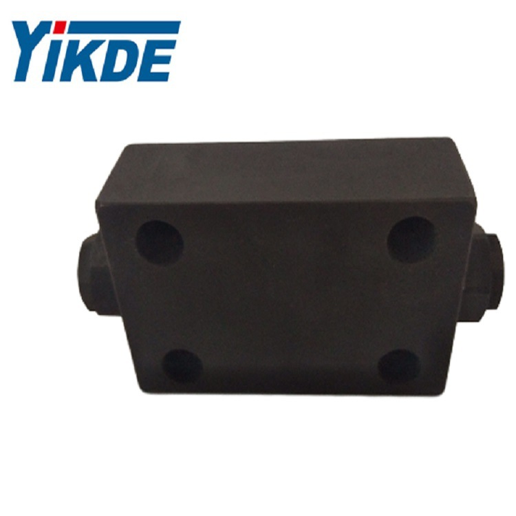 益凯德直销各液压阀 双向液压锁SO-H10B 液压锁系列液压阀块