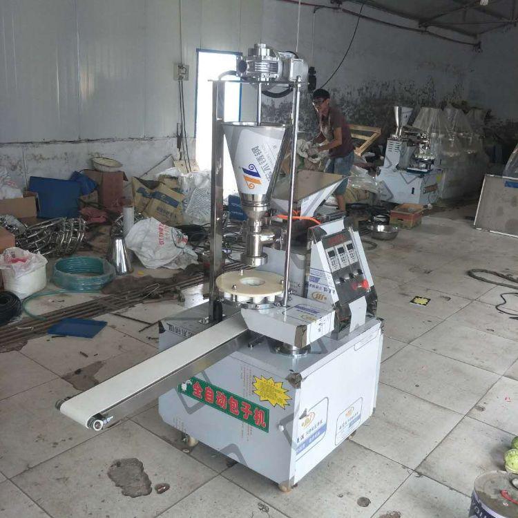 全自动包子机灌汤包机器小笼包做包子的机器厂家直销商用包子机