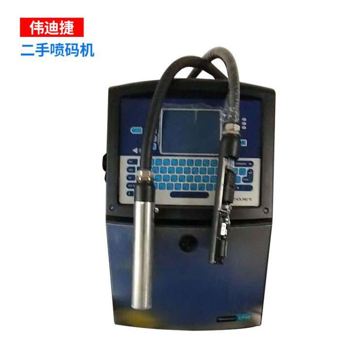 批发供应伟迪捷二手喷码机纸箱外包装日期喷码机碟子喷码机打码机