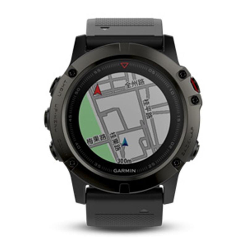 GARMIN佳明fenix 5X飞耐时5xGPS户外功能运动导航手表腕表