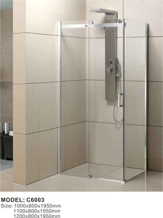 专业定制生产简易淋浴房整体卫生间淋浴房C6003厂家批发外贸出口