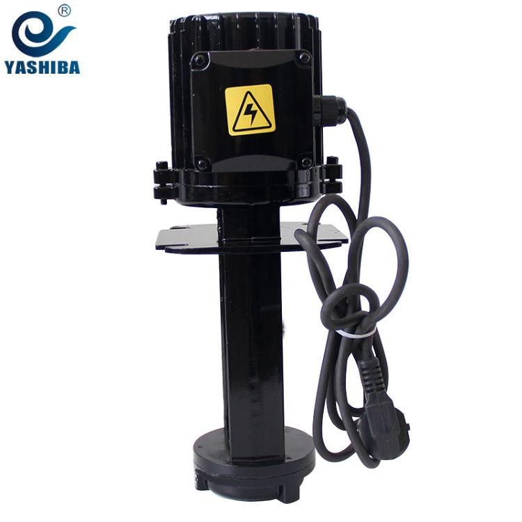 亚士霸机床冷却泵车床水泵铝壳电泵电动油泵抽油泵润滑油泵离心泵