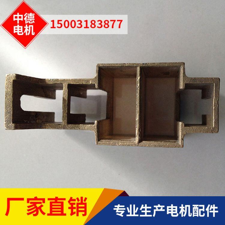 厂家专业生产直双孔刷握铜质 加工定做多种直流电机刷握