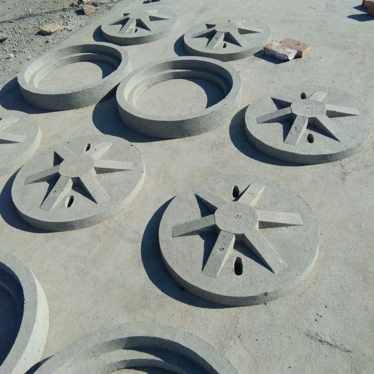 批发 水泥检查井盖 雨水篦子 路缘石