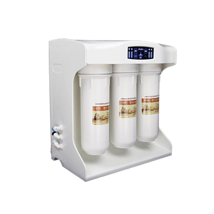 家用直饮五级过滤净水器厨房家电大通量无桶RO反渗透净水机纯水机