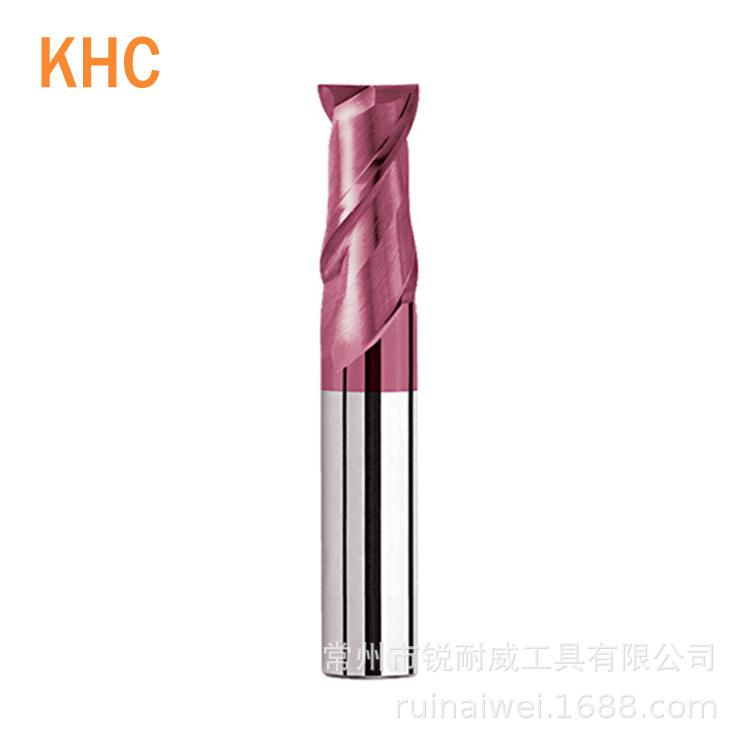 德国KHC KC系列-KSA230 2刃钨钢平底铣刀 钨钢铣刀 进口铣刀
