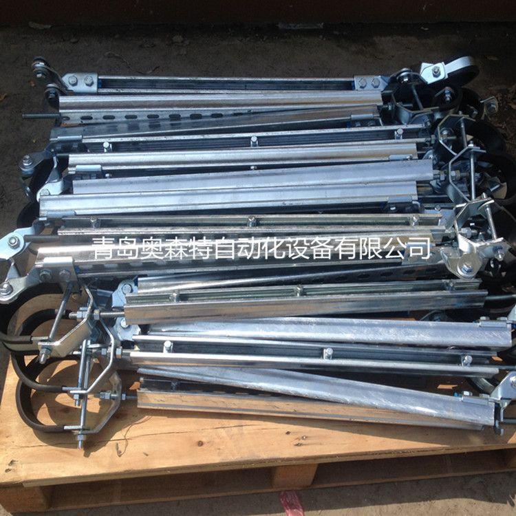 山东抗震支架厂家 防晃抗震支吊架管道 用于消防电气风管风暖